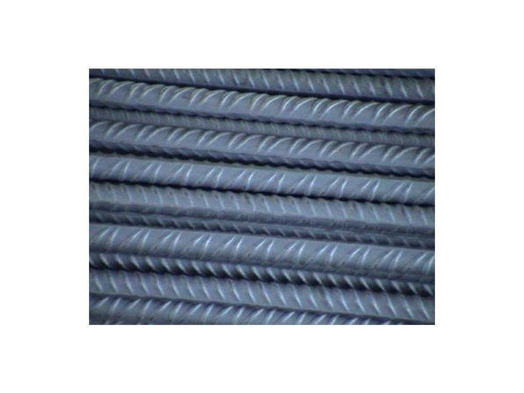Bet.ocel žebírková pr.10mm jak.10505 - dl.6m