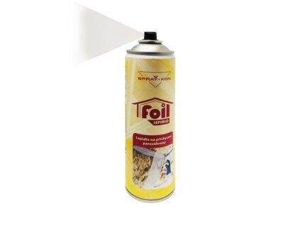 Lepidlo FOIL kontaktní - parozábrany (500ml / sprej)