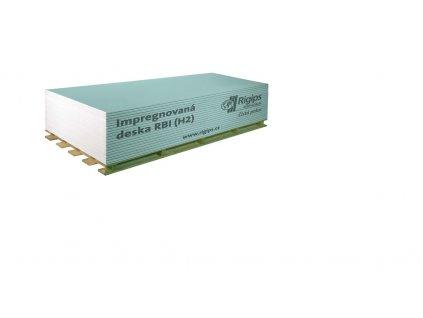 Sádrokartonová deska RIGIPS RBI 12,5 mm (1250x2000) mm