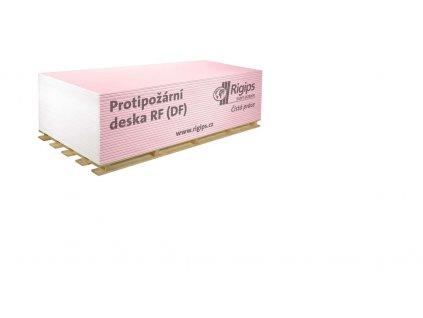 Sádrokartonová deska RIGIPS RF 12,5 mm (1250x2000) mm