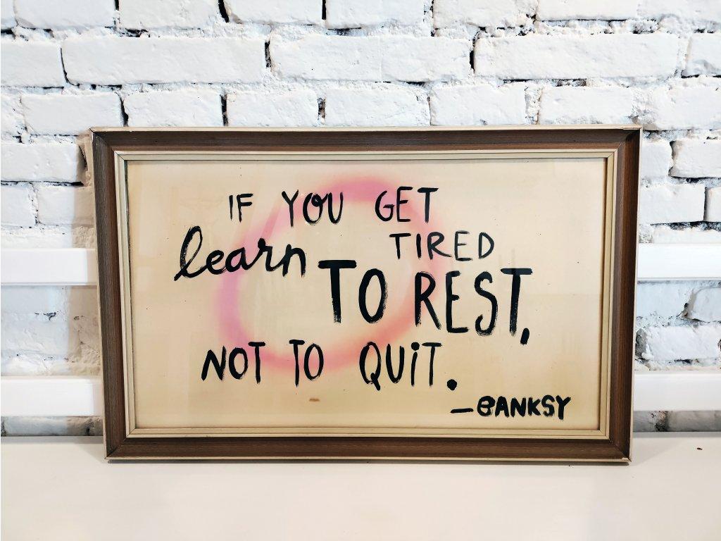 "Obraz ""Rest"""
