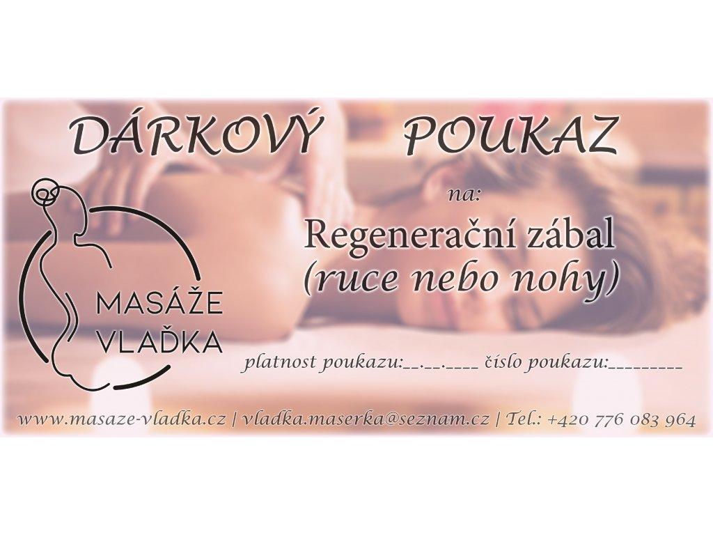 regenerace ruce