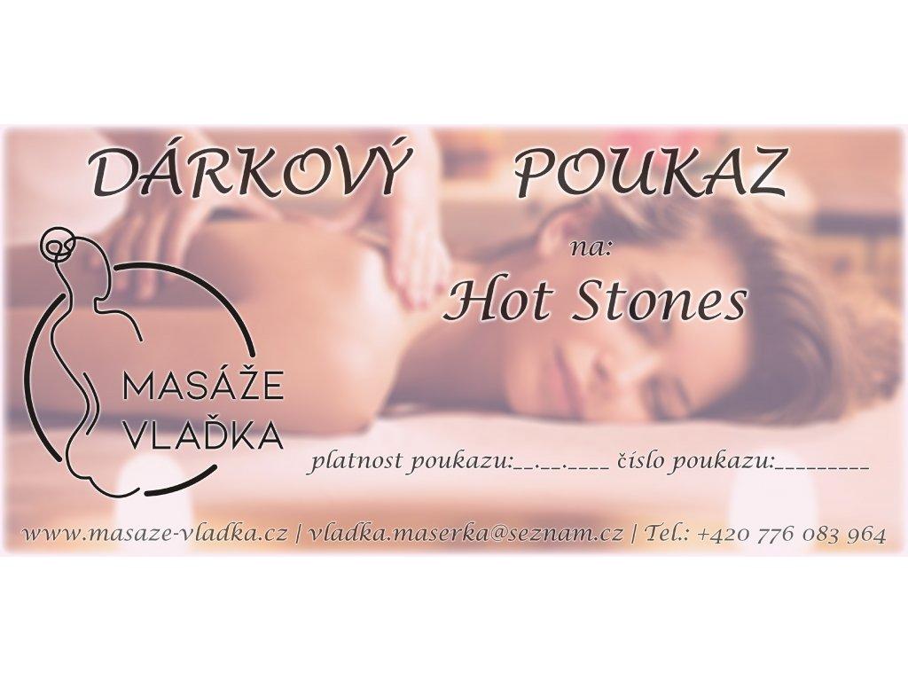 valentýn hot stones
