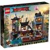 LEGO Ninjago MOVIE 70657 Přístaviště v NINJAGO® City  + volná rodinná vstupenka do Muzea LEGA Tábor v hodnotě 370 Kč
