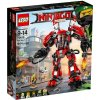 LEGO Ninjago MOVIE 70615 Ohnivý robot