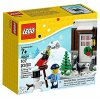 LEGO 40124 Winter Fun