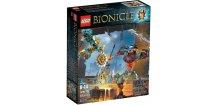 Lego BIONICLE 70795 Vládce Masek vs. Lebkoun Brusič