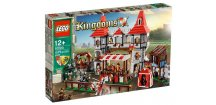 LEGO 10223 Kingdoms Rytířský turnaj  + volná rodinná vstupenka do Muzea LEGA Tábor v hodnotě 370 Kč