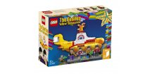 LEGO Ideas 21306 Yellow Submarine  + volná rodinná vstupenka do Muzea LEGA Tábor v hodnotě 370 Kč