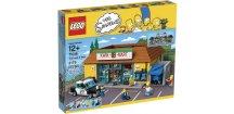 LEGO The Simpsons 71016 The Kwik-E-Mart  + volná rodinná vstupenka do Muzea LEGA Tábor v hodnotě 370 Kč