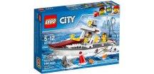 LEGO CITY 60147 Rybářská loďka