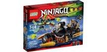 Lego Ninjago 70733 Výbušná motorka