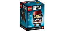 LEGO BrickHeadz 41593 Captain Jack Sparrow