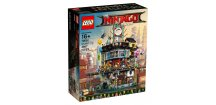 LEGO Ninjago MOVIE 70620 City