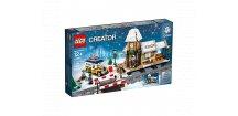 LEGO 10259 Nádraží v zasněžené vesnici