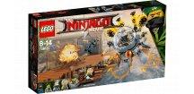 LEGO Ninjago MOVIE 70610 Ponorka Medúza