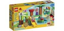 LEGO DUPLO 10513 Pirát Jake : Skrýš země nezemě