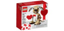 LEGO 40201 Valentine's Cupid Dog