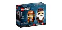 LEGO BrickHeadz 41621 Ron Weasley™ a Albus Brumbál