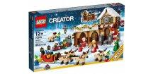 Lego 10245 Santa s Workshop  + volná rodinná vstupenka do Muzea LEGA Tábor v hodnotě 370 Kč