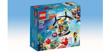 LEGO DC Super Hero Girls 41234 Bumblebee™ a helikoptéra