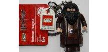 LEGO Harry Potter 852957 Přívěšek na klíče-Rubeus Hagrid