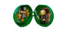 LEGO Ninjago 853899 Lloyd a jeho výstroj na kendo