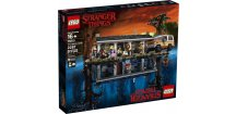 LEGO Stranger Things 75810 Upside Down  + volná rodinná vstupenka do Muzea LEGA Tábor v hodnotě 370 Kč