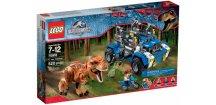 LEGO JURASSIC WORLD 75918 Stopař T-Rexů  + volná rodinná vstupenka do Muzea LEGA Tábor v hodnotě 370 Kč