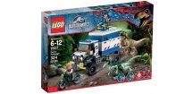 LEGO Jurassic World 75917 Běsnění Raptorů