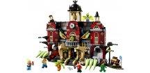 LEGO Hidden Side™ 70425 Strašidelná střední škola v Newbury