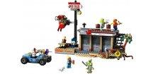 LEGO Hidden Side™ 70422 Útok na stánek s krevetami