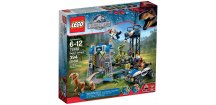 Lego Jurassic World 75920 Útěk Raptora
