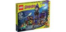 LEGO Scooby Doo 75904 Strašidelný zámek
