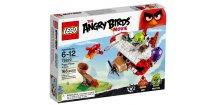 LEGO Angry Birds 75822 Piggyho letadlový útok