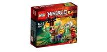 Lego Ninjago 70752 Past v džungli