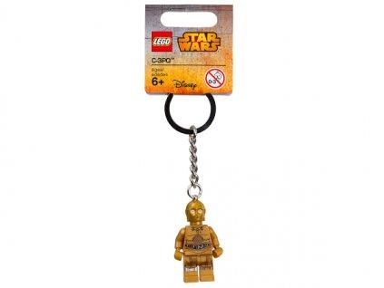 LEGO Star Wars 853471 Přívěšek na klíče C-3PO