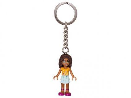 LEGO Friends 853548 Přívěšek na klíče Andrea