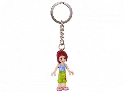 LEGO Friends 853549 Přívěšek na klíče Mia