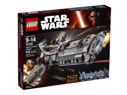 LEGO Star Wars 75158 Bojová loď Povstalců