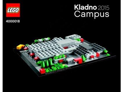LEGO 4000018 Production Kladno Campus 2015