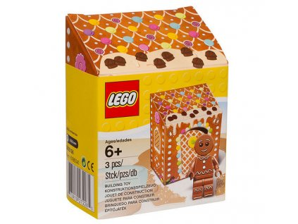 LEGO Seasonal 5005156 Gingerbread Man