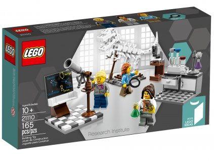 Lego 21110 Ideas - Research Institute