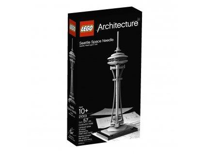LEGO Architecture 21003 Seattle Space Needle