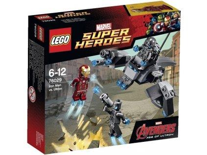 Lego Super Heroes 76029 Iron Man vs. Ultron