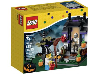 LEGO 40122 Trick or Treat