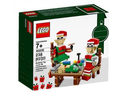 LEGO 40205 Little Elf Helpers