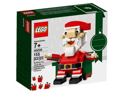 LEGO 40206 Santa