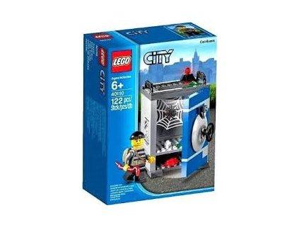 LEGO CITY 40110 POKLADNIČKA TREZOR