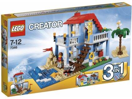 Lego Creator 7346 Plážový domek